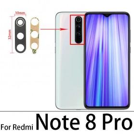 Cristal camara Xiaomi Redmi Note 8 Pro lente