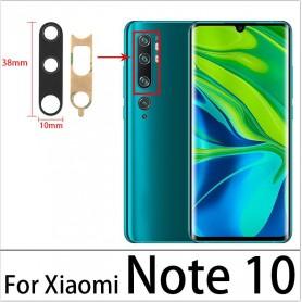 Cristal camara Xiaomi MI Note 10 lente