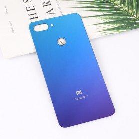 Tapa trasera azul aurora Xiaomi Mi8 Lite
