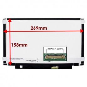 Pantalla LED HD 11,6 pulgadas 30 pins 1366x768 WXGA