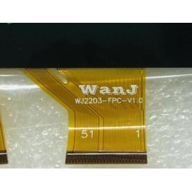 WJ2203-FPC-V1 Pantalla tactil InnJoo F102