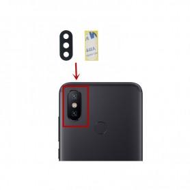 Cristal camara Xiaomi Mi A2 MI6X lente