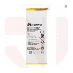 Bateria para HB3543B4EBW Huawei Ascend P7 2530mAh