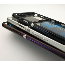 Marco frontal Sony Xperia Z L36h L36i C6606 C6603 cc6601 C660X