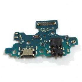 Flex Conector Carga Samsung Galaxy A41 A415 SM-A415F/DSN placa