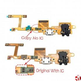 Conector Carga Lenovo Yoga 2 Pro 1380F placa USB flex