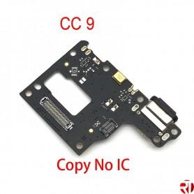 Conector Carga Xiaomi Mi CC9 CC 9 placa USB