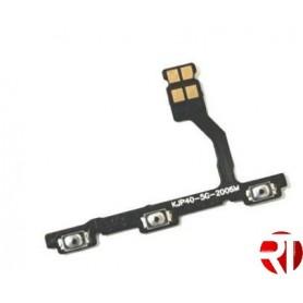 Boton encendido apagado Huawei P40 cable flex