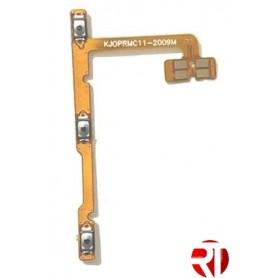 Boton encendido apagado Realme C15 cable Flex compatible