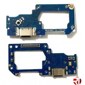 Conector carga Realme X7 5G placa flex compatible