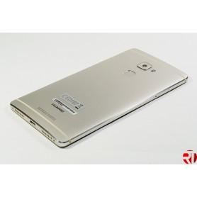 Tapa trasera batería con lector huella Huawei Mate S champán o gris