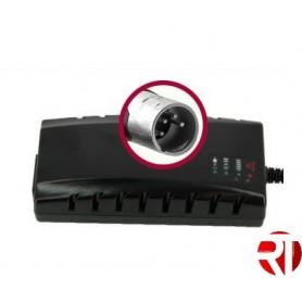 Cargador Conector 36V 4 pins macho