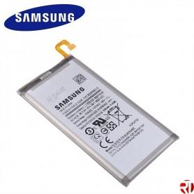Bateria para Samsung Galaxy A6 Plus A605 A605F A605FN original usada