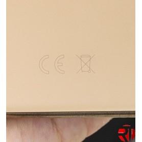Tapa trasera iPhone 11 Pro cristal solo Oro (fácil instalación)(CE) repuesto