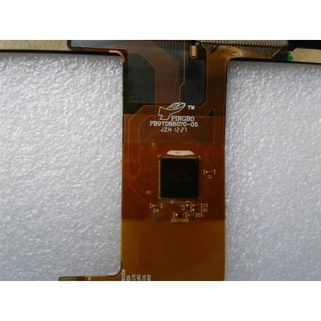 Pb97dr8070-05 pantalla tactil Newsmy T10 TEXET TM9748 digitalizador