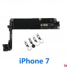 Placa base iPhone 7 con botón Original