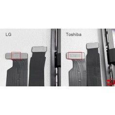 Pantalla ORIGINAL toshiba o LG iPhone XR C11 C3F✅