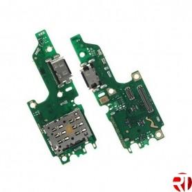 Conector Carga Huawei Nova 7 Pro JER-AN10 cable flex placa USB