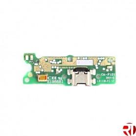 Conector Carga Huawei Y5p placa USB