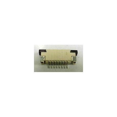 Conector FPC 8 PIN para cable Plano Ribbon FPC