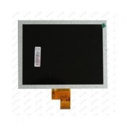 SL008DH01FPC V1 Pantalla LCD DISPLAY SL008DH24B01 HL080NA-04