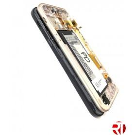 Marco frontal Samsung Galaxy A5 2017 A520 SM-A520F Original Dorado o Negro