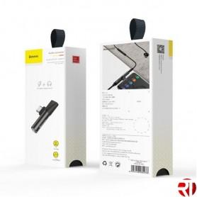 Adaptador USB tipo-C a 3.5 mm Baseus L41