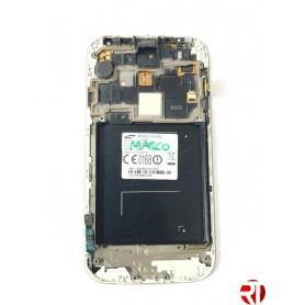 Marco frontal Samsung Galaxy GT-i9500 i9505 Original