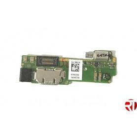 Conector carga Sony Xperia XA F3111 Original
