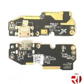 Conector carga BQ Aquaris X5 Original