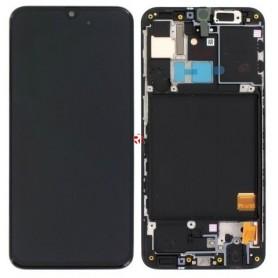 Pantalla con marco Samsung Galaxy A31 A315 ORIGINAL