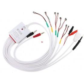 OSS Team W103A cable activación test bateria iPhone Samsung