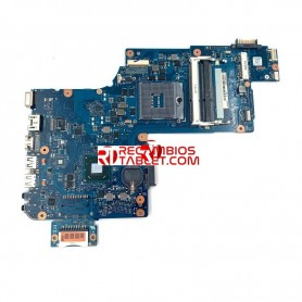 Placa base Toshiba Satellite C870 C875 L870 L875 S875 H000043540 PGA989 HD4000