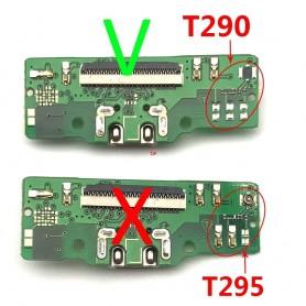 Conector Carga Samsung Tab A 8 T290 Wifi placa USB
