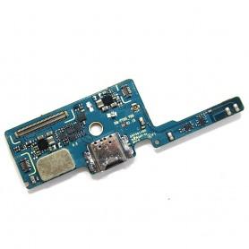 Conector Carga Samsung Galaxy Tab S5e T720 T725 cable flex placa USB