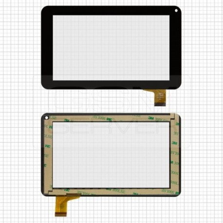 Y7y007 (86v) Pantalla tactil SL--003 cristal digitalizador