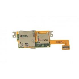 Flex lector SIM y SD Huawei MediaPad M1 8.0 S8-301L Original