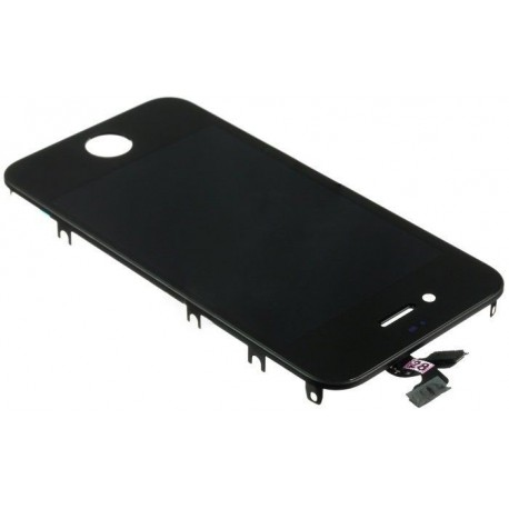 Pantalla Completa IPHONE 4 LCD + TACTIL Ensamblado NEGRA 821-0999-A