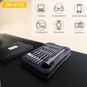 Jakemy JM-8172 Kit destornilladores magneticos de precisión