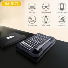 Jakemy JM-8172 8173 Kit destornilladores magneticos de precisión