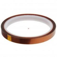 Cinta térmica adhesiva Kapton 10mm por 30metros