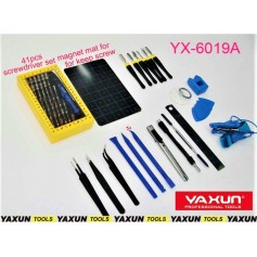 Kit de 67 herramientas para reparar tablet o movil