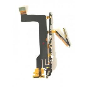 Flex botones encendido y volumen Sony Xperia XZ F8331 F8332