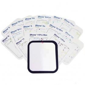 Organizador magnetico de tornillos para iPhone
