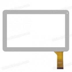 DLW-CTP-037 Pantalla tactil Huawei tab T100 F100 MGLCTP-157 cristal digitalizador