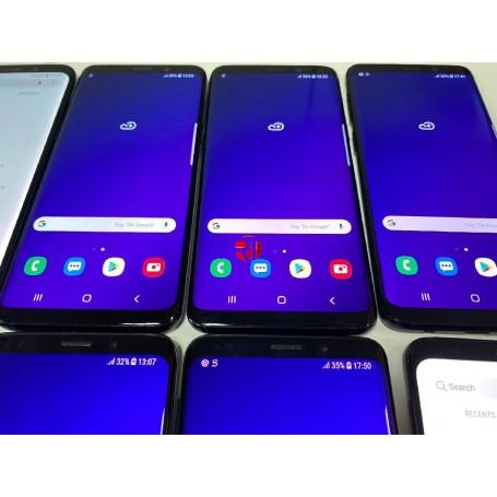 Lote 5 moviles Samsung Galaxy S9 G960f