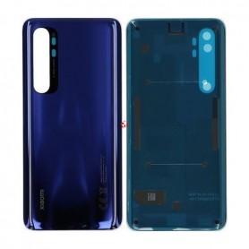 Tapa trasera azul Xiaomi Mi Note 10 Lite M2002F4LG MZB9218EU carcasa
