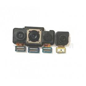 Camara trasera Samsung Galaxy A21s A217 desmontaje