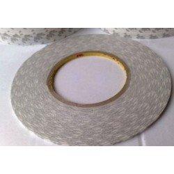 Cinta adhesiva para tablet doble cara 1 mm por 50 metros