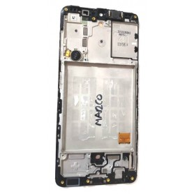 Marco frontal Samsung Galaxy A41 A415 SM-A415F/DSN desmontaje